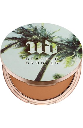 Пудра Beached Bronzer, оттенок Bronzed Urban Decay | Фото №1