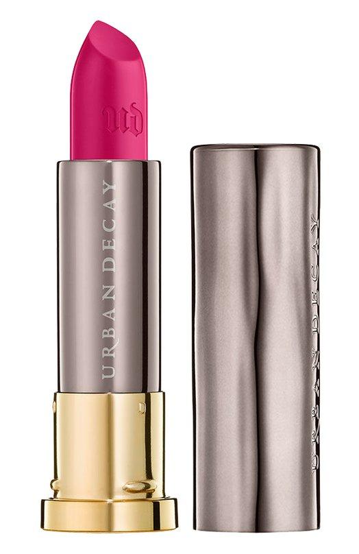 Помада Vice Lipstick, оттенок Menace Urban DecayПомады для губ<br><br><br>Объем мл: 0<br>Пол: Женский<br>Возраст: Взрослый<br>Цвет: Бесцветный