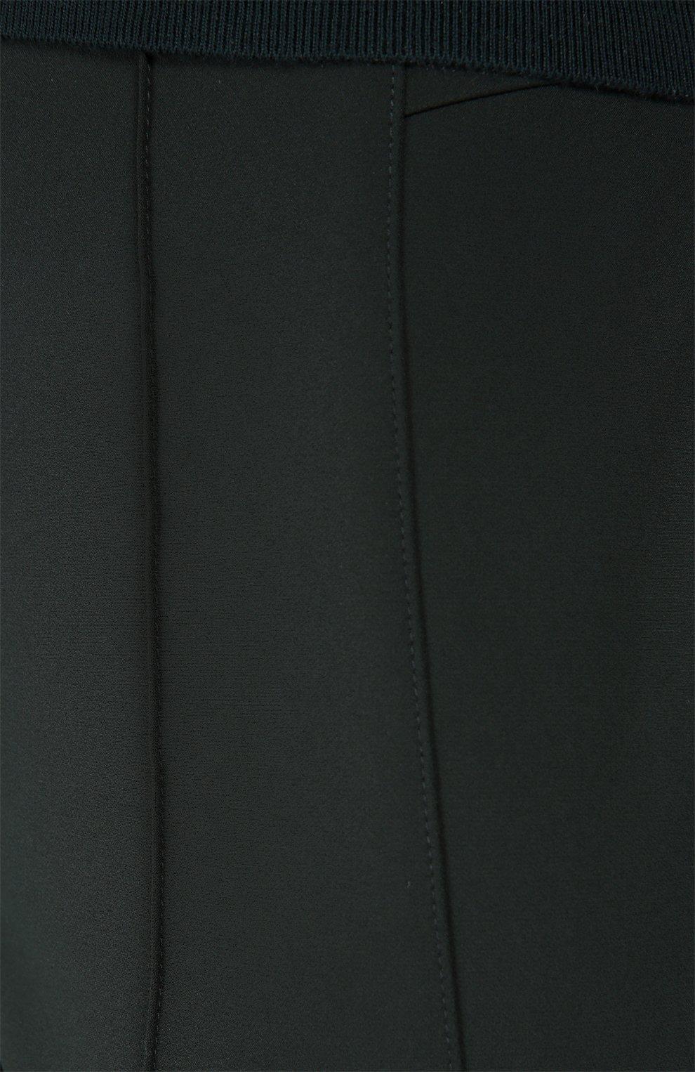 Темно зеленые брюки с доставкой