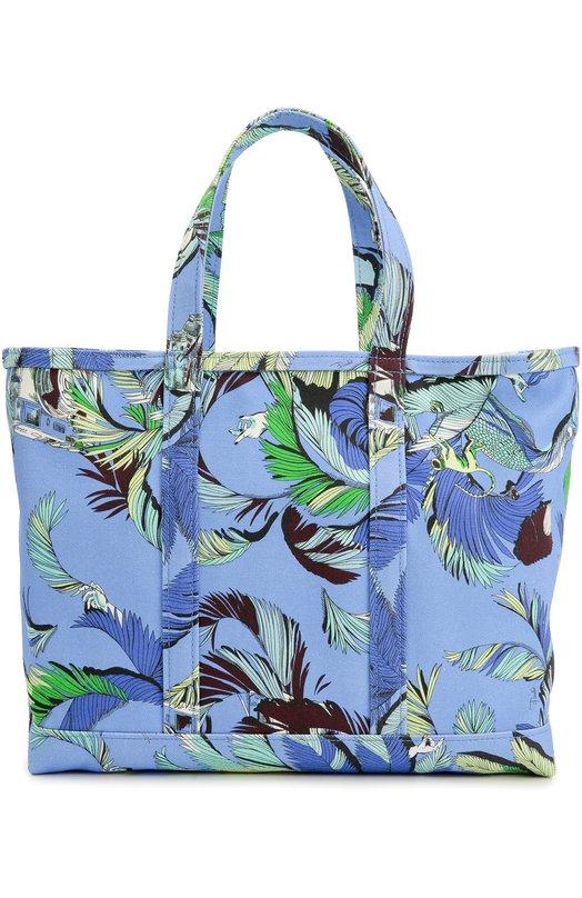Текстильная сумка с принтом Emilio Pucci 66/BC80/66330