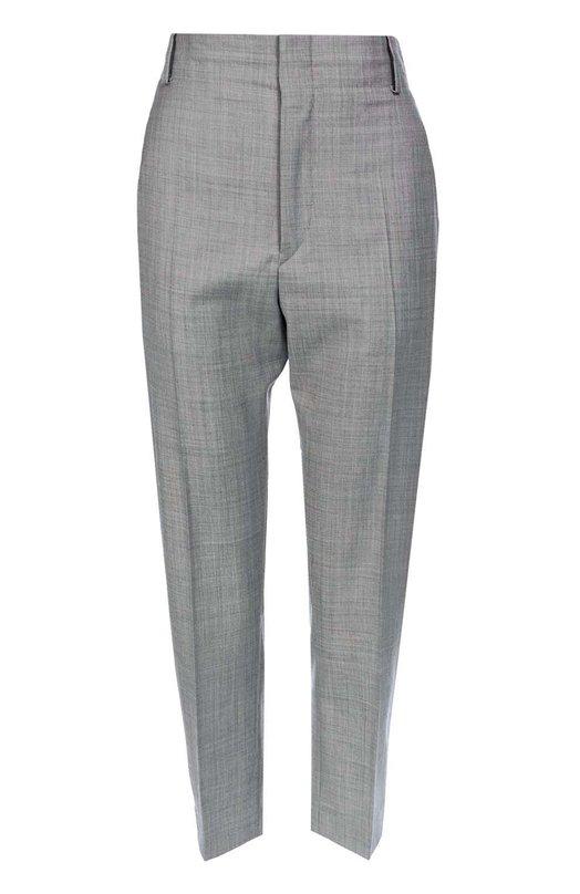 Укороченные шерстяные брюки с завышенной талией Isabel Marant Etoile 16A012E/N0AH