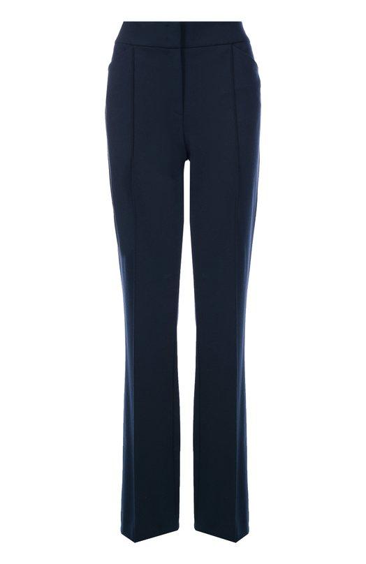 Расклешенные брюки с завышенной талией и карманами Dsquared2 S75KA0681/S39021
