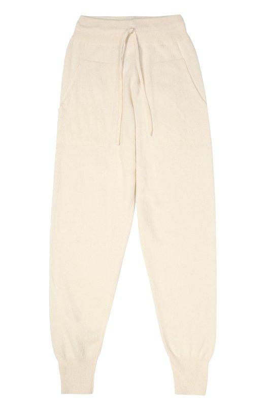 Вязаные спортивные брюки Kuxo Cashmere M813-500/8-12