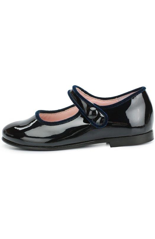 Лаковые туфли с ремешком Beberlis 19435/25-27
