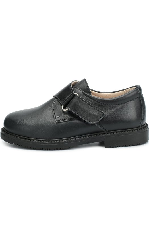 Кожаные туфли с застежкой велькро Beberlis 64-W16-A/28-30