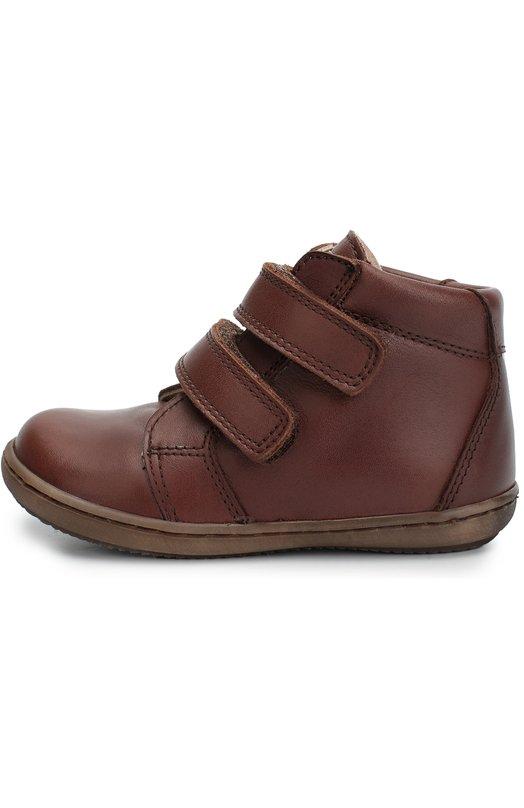 Кожаные ботинки с застежкой велькро Beberlis 19557/19-23