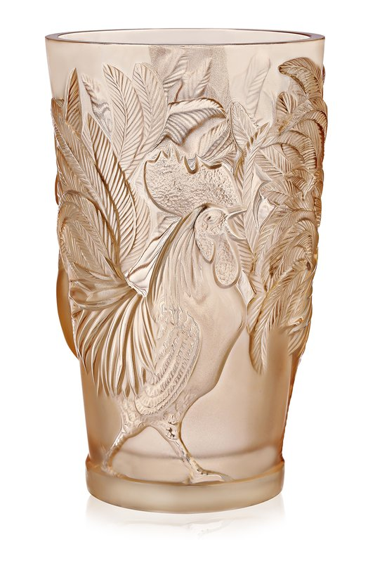 Ваза Rooster Lalique 10549100