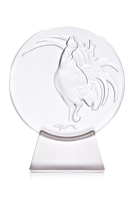 """Пресс-папье """"Петух"""" на подставке Lalique 10548600"""