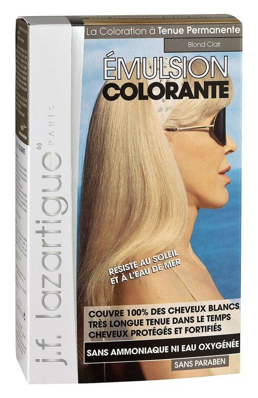 Красящая эмульсия, оттенок Blond Clair J.F. Lazartigue 01717