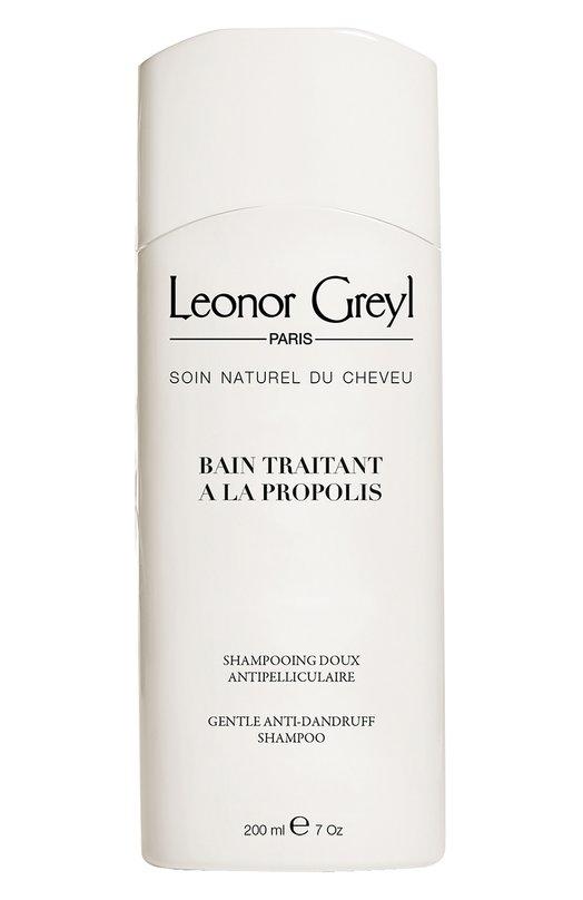 Ванна-шампунь с прополисом от перхоти Leonor GreylДля волос<br><br><br>Объем мл: 200<br>Пол: Мужской<br>Возраст: Взрослый<br>Цвет: Бесцветный
