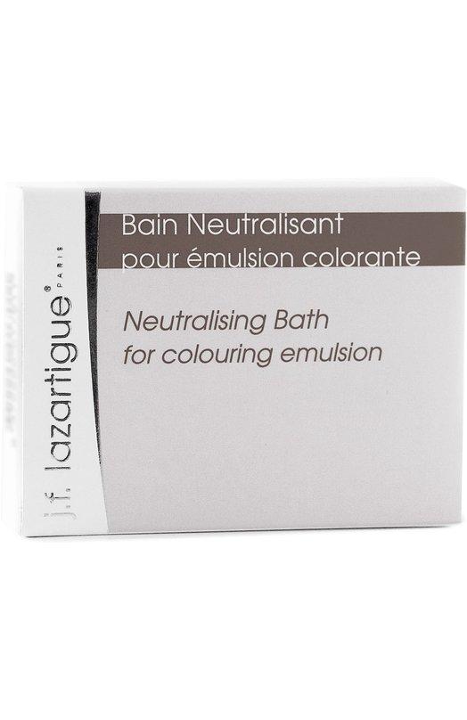 Нейтрализующая ванна после эмульсии для окрашивания волос J.F. Lazartigue 01701