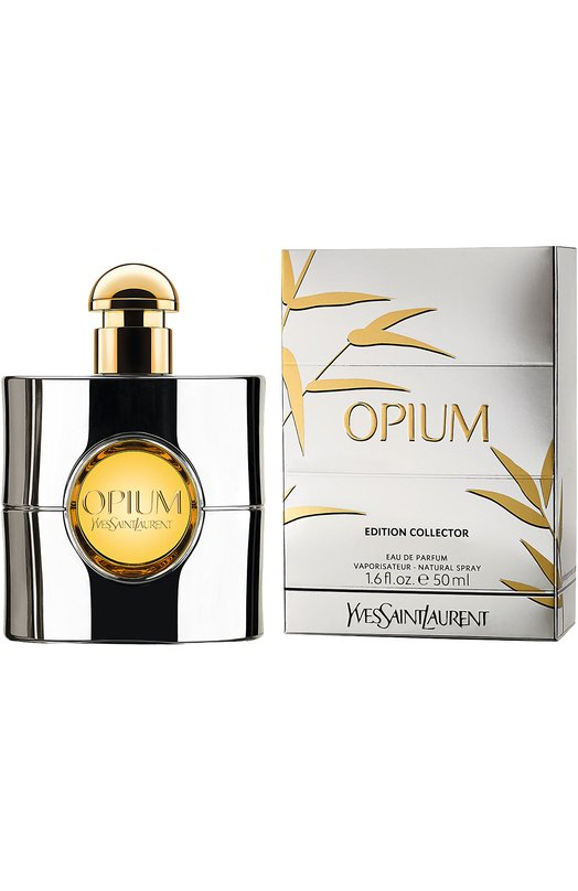 Парфюмерная вода Opium Silver Edition YSLАроматы для женщин<br><br><br>Объем мл: 50<br>Пол: Женский<br>Возраст: Взрослый<br>Цвет: Бесцветный
