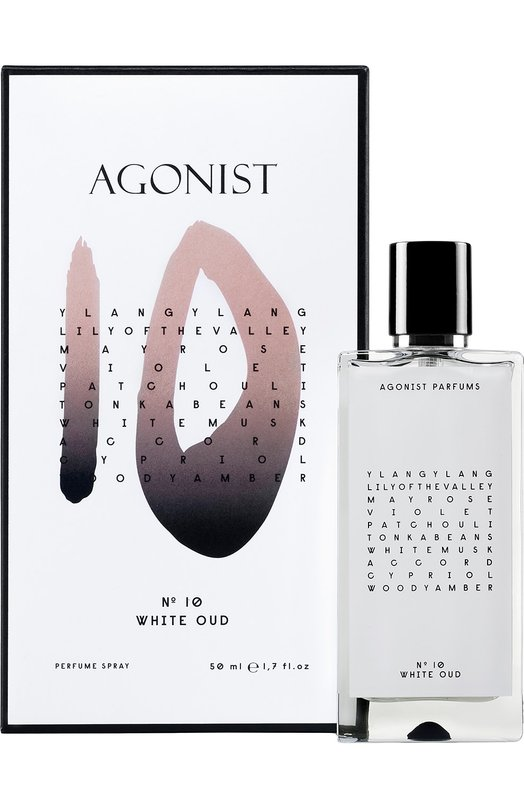 Духи No.10 White Oud Agonist 7350064450437