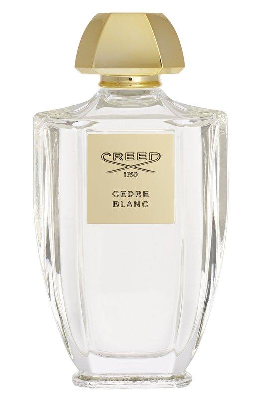 Купить Туалетная вода Cedre Blanc Creed, 1110045, Франция, Бесцветный