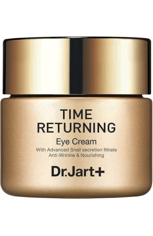 Антивозрастной крем для глаз с муцином улитки Time Returning Dr.Jart+ 8809380647513