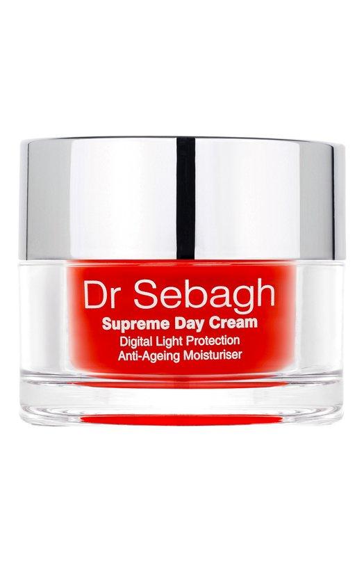 Восстанавливающий дневной крем глубокого действия Supreme Day Cream Dr.SebaghУвлажнение / Питание<br><br><br>Объем мл: 50<br>Пол: Женский<br>Возраст: Взрослый<br>Цвет: Бесцветный