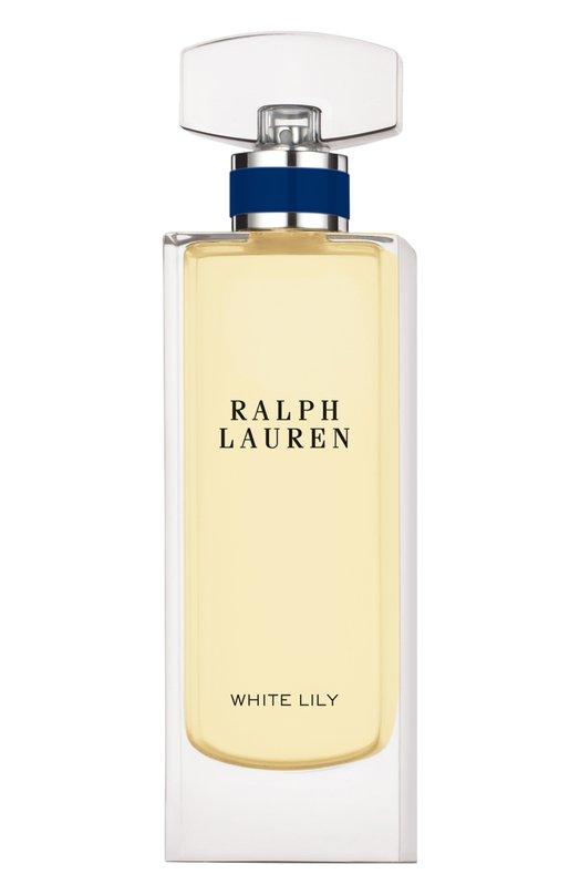 Парфюмерная вода Collection White Lily Ralph LaurenАроматы для женщин<br><br><br>Объем мл: 50<br>Пол: Женский<br>Возраст: Взрослый<br>Цвет: Бесцветный