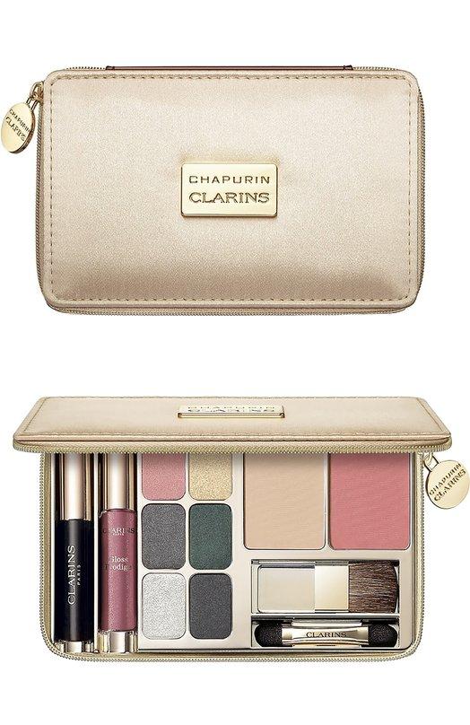 Набор для праздничного макияжа Palette de Maquillage Chapurin Clarins 80018381