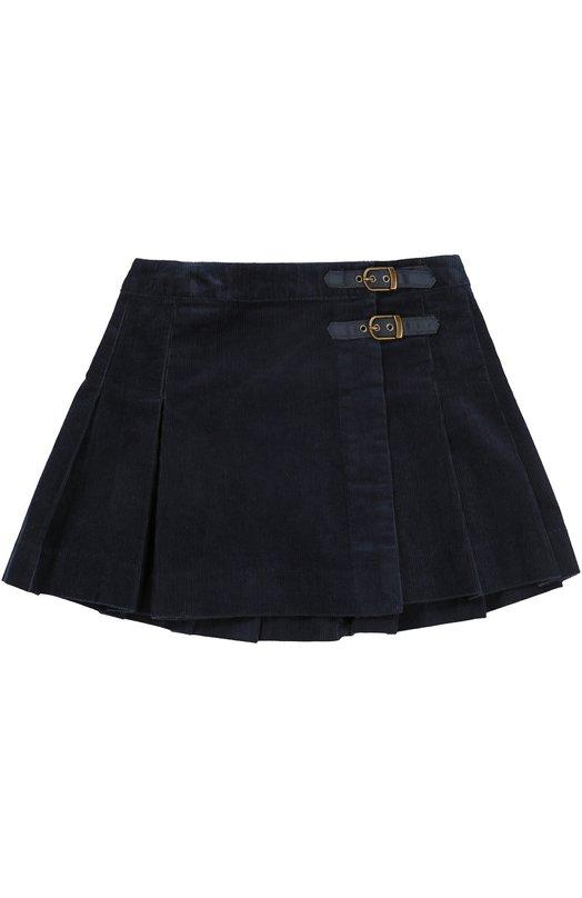 Вельветовая юбка в складку Polo Ralph Lauren G21/081F6/081F6