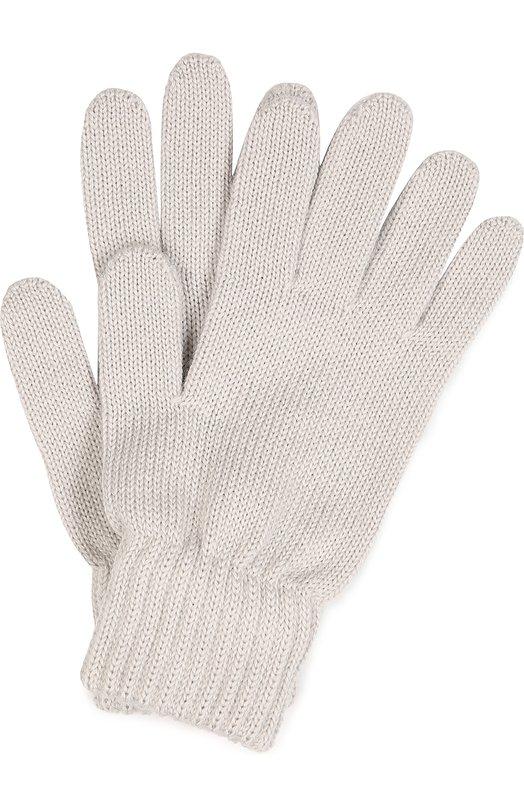 Перчатки из шерсти мериноса CatyaПерчатки<br>В осенне-зимнюю коллекцию 2016 года вошли короткие светло-серые перчатки из гипоаллергенной шерсти мериноса, отличающаяся особой мягкостью. Благодаря широким эластичным манжетам аксессуар плотно фиксируется на запястье.<br><br>Размер Months: 24<br>Пол: Женский<br>Возраст: Детский<br>Размер производителя vendor: XII<br>Материал: Шерсть меринос: 100%;<br>Цвет: Светло-серый