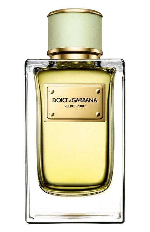 Парфюмерная вода Velvet Collection Pure Dolce & Gabbana 0730870197202