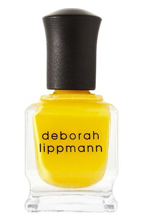 Лак для ногтей Walking On Sunshine Deborah Lippmann #color# | Фото №1