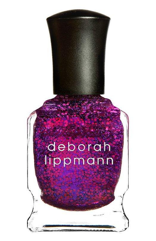 Лак для ногтей Flash Dance Deborah LippmannЛаки для ногтей<br><br><br>Объем мл: 15<br>Пол: Женский<br>Возраст: Взрослый<br>Цвет: Бесцветный