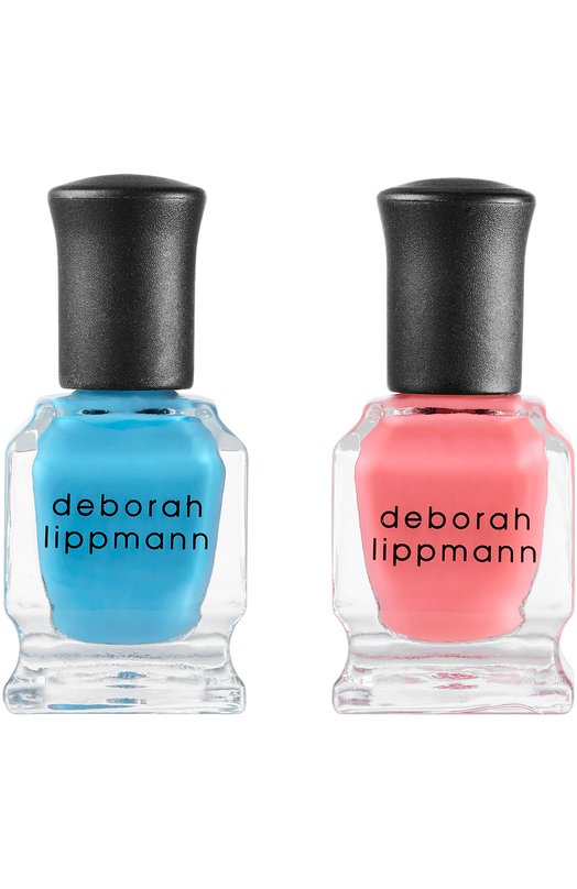 Набор лаков для ногтей Lifes A Beach Deborah Lippmann 11339INT