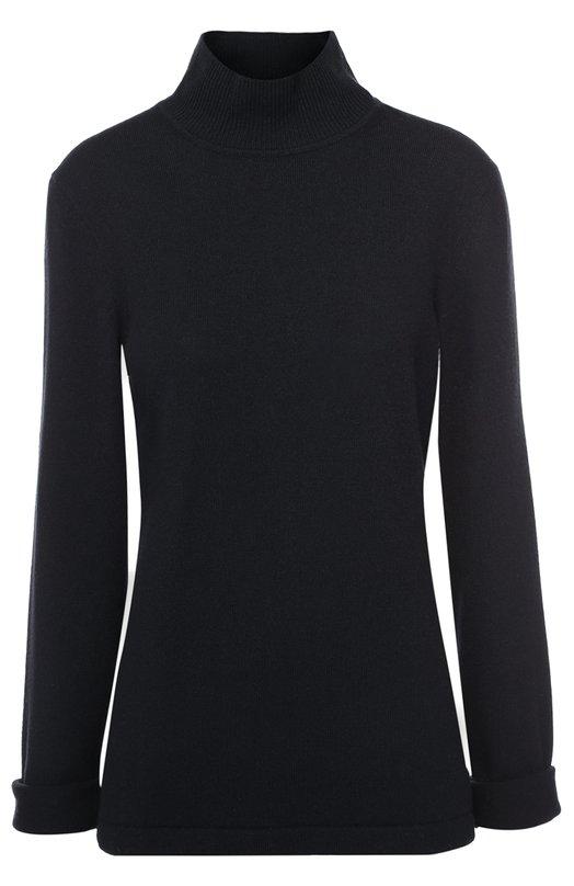 Шерстяной свитер свободного кроя с высоким воротником Escada 5021073