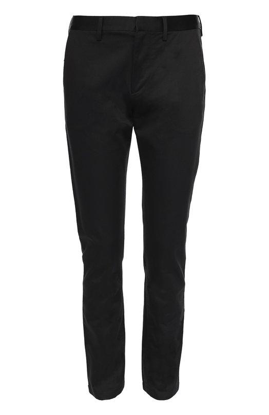 Хлопковые брюки чинос Burberry 3974263