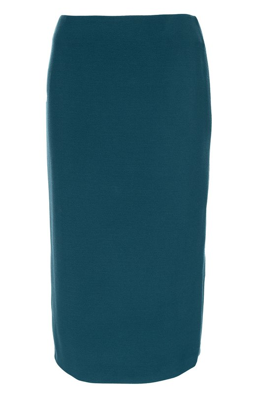 Юбка прямого кроя с декоративной молнией Escada SportЮбки<br>Мастера марки изготовили прямую юбку из мягкого материала с добавлением эластана, который обеспечивает плотное прилегание ткани к телу. Темно-зеленая модель вошла в осенне-зимнюю коллекцию 2016 года. В качестве декора использована молния, вшитая в боковой шов по всей длине изделия.<br><br>Российский размер RU: 44<br>Пол: Женский<br>Возраст: Взрослый<br>Размер производителя vendor: 36<br>Материал: Вискоза: 68%; Эластан: 4%; Полиамид: 28%;<br>Цвет: Темно-зеленый