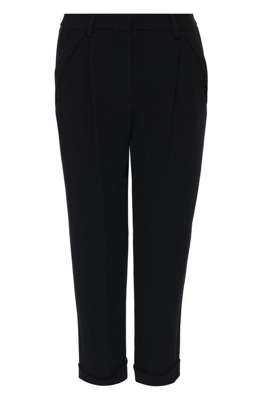 Укороченные брюки прямого кроя Giorgio Armani UAP03T/UA147