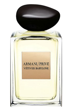 Туалетная вода Vetiver Babylon Giorgio Armani #color# | Фото №1