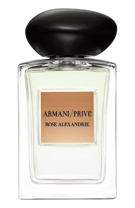 Купить Туалетная вода Rose Alexandrie Giorgio Armani, 3605520289712, Италия, Бесцветный