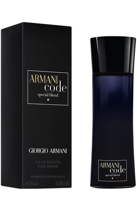 Туалетная вода Armani Code Homme Special Blend Giorgio Armani #color# | Фото №1