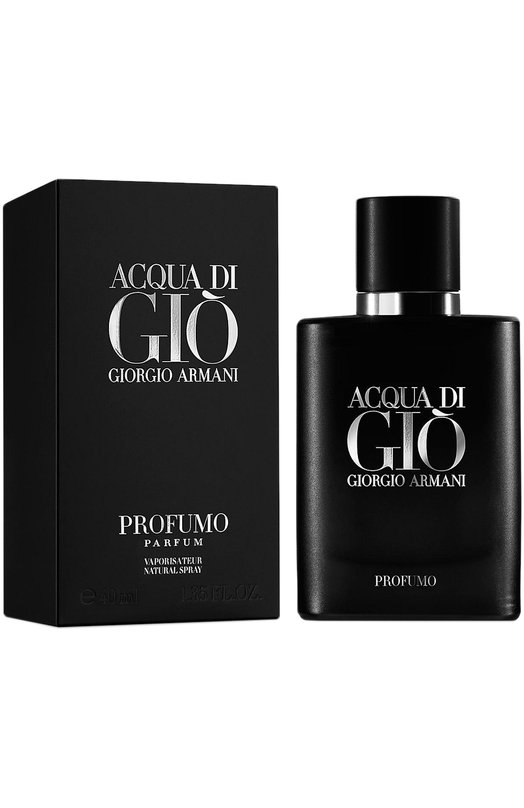 Парфюмерная вода Aqua Di Gio Profumo Giorgio Armani 3614270157622