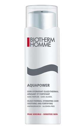 Увлажняющее средство Biotherm Homme Aquapower Sensitive Biotherm #color# | Фото №1