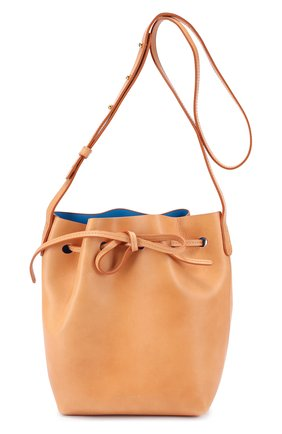 Сумка Mini Bucket Mansur Gavriel черная | Фото №1