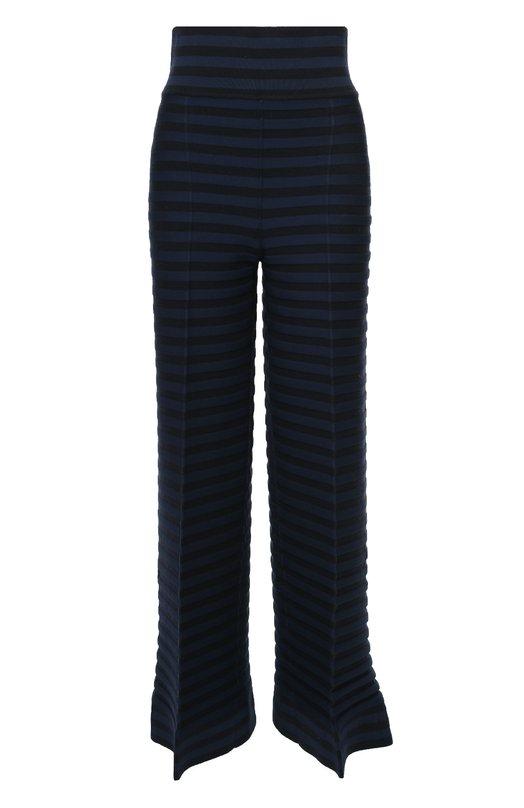 Вязаные широкие брюки в полоску Sonia Rykiel 16H 16177306-EF