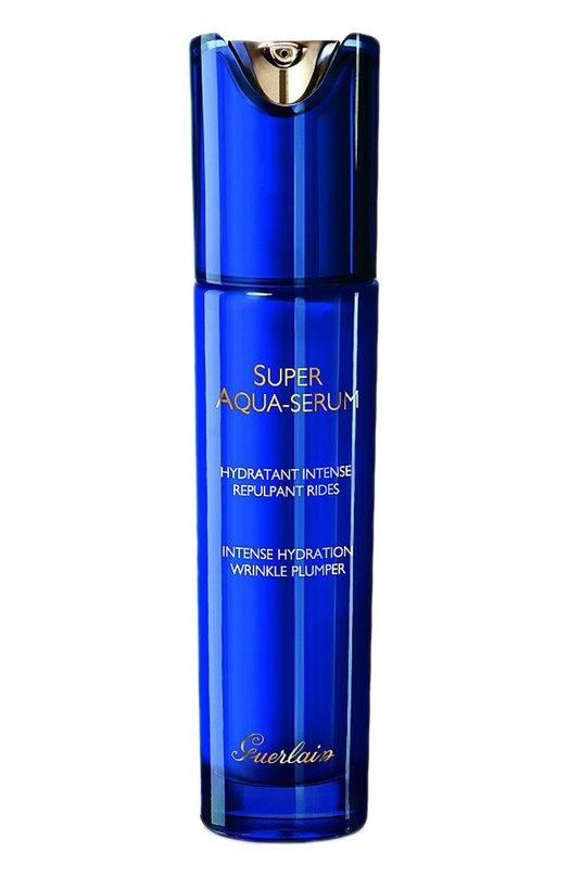 Сыворотка Super Aqua GuerlainСыворотки<br><br><br>Объем мл: 50<br>Пол: Женский<br>Возраст: Взрослый<br>Цвет: Бесцветный