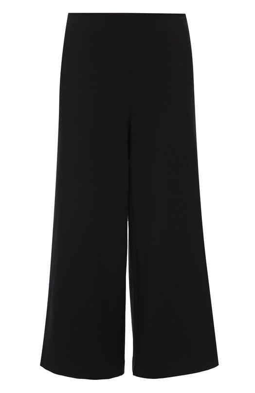 Укороченные широкие брюки с декоративной молнией Michael Michael Kors MF63GR41WL