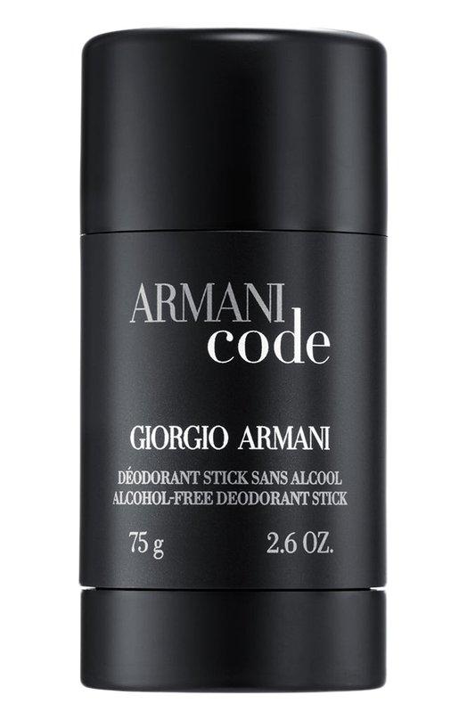 Дезодорант без спирта Black Code Giorgio Armani 3360372115526