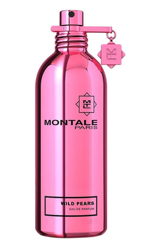 Парфюмерная вода Wild Pears MontaleАроматы для женщин<br><br><br>Объем мл: 100<br>Пол: Женский<br>Возраст: Взрослый<br>Цвет: Бесцветный