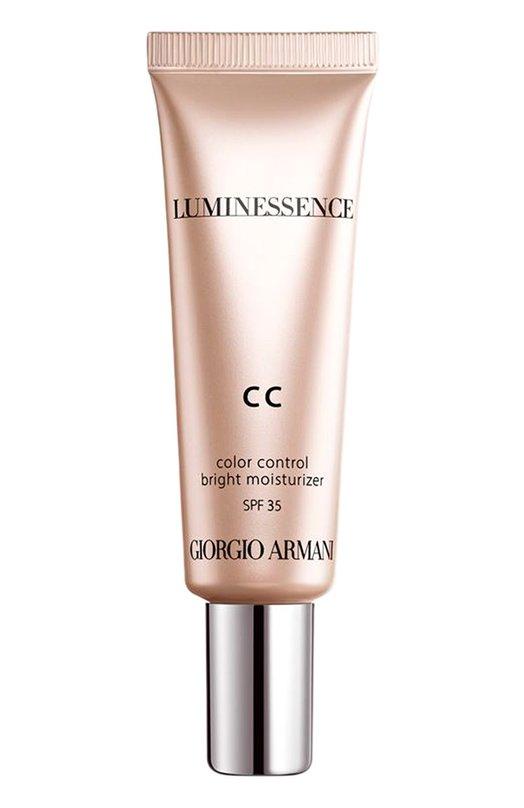 CC крем Luminessence, оттенок 5 Giorgio Armani 3614270279645