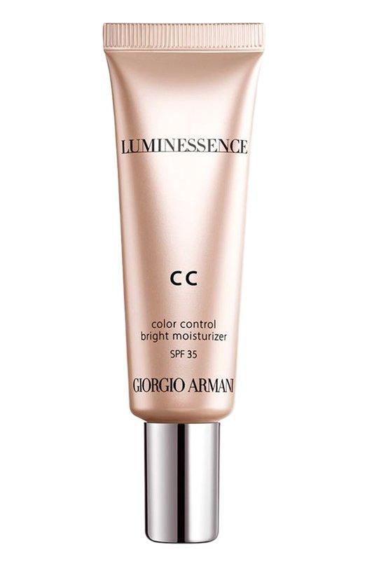 CC крем Luminessence, оттенок 2 Giorgio ArmaniBB/CC/DD кремы<br><br><br>Объем мл: 0<br>Пол: Женский<br>Возраст: Взрослый<br>Цвет: Бесцветный