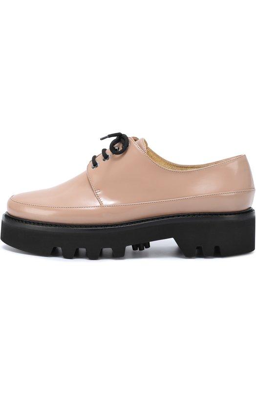 Кожаные ботинки Dingo на массивной подошве Walter Steiger 1247/CRISTAL