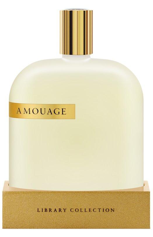 Купить Парфюмерная вода Opus I Amouage, 25111, Оман, Бесцветный