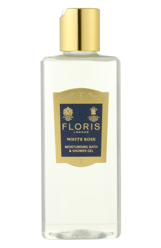 Гель для душа и ванны White Rose Floris 886266922108