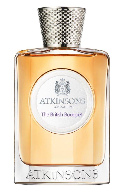 Туалетная вода The British Bouquet AtkinsonsАроматы для женщин<br><br><br>Объем мл: 50<br>Пол: Женский<br>Возраст: Взрослый<br>Цвет: Бесцветный