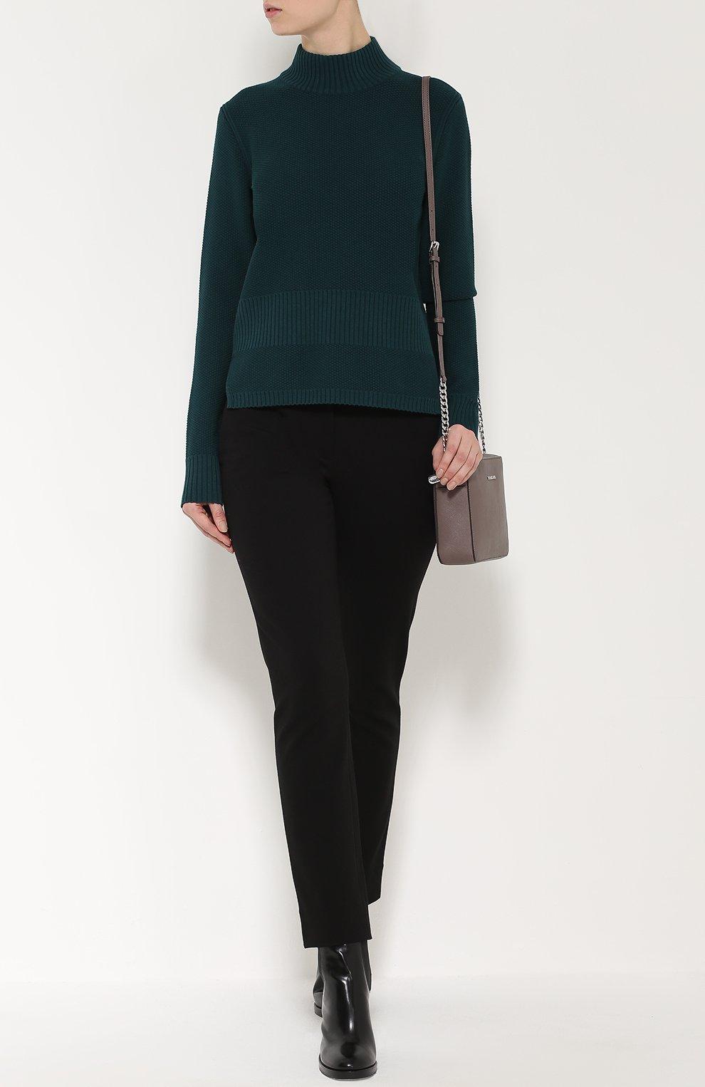 Женский свитер с воротником с доставкой